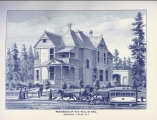 Residence of W. G. Willis, Esq.. Spokane Falls, W. T.
