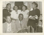 NAACP past members and officers