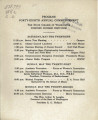 1944 Commencement Week 1
