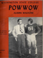 Powwow, 1950, October - Page 1