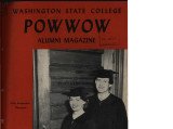Powwow, 1952, May - Page 1