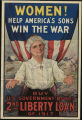 Women! Help America's Sons Win the War
