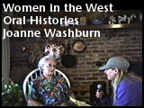 Washburn, Joanne Oral History Interview, 2005