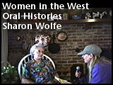 Wolfe, Sharon Oral History Interview, 2005