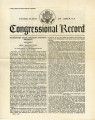 Congressional Record - Washington State College's Fiftieth Birthday. 1940